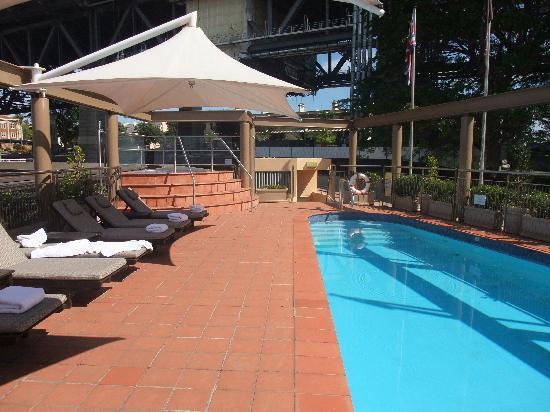 Park Hyatt Sydney: Rooftop Pool