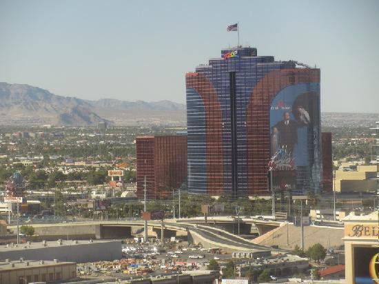 Monte Carlo Resort & Casino: view from window