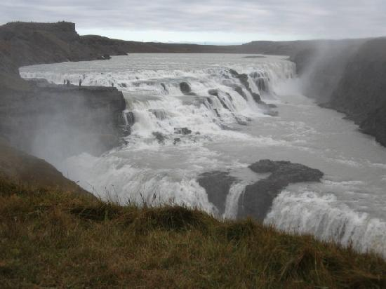 ‪‪Reykjavik‬, أيسلندا: Gullfoss waterfall‬