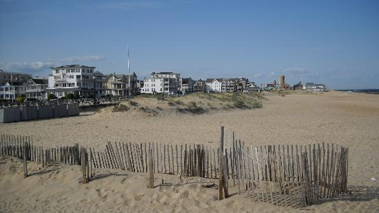 New Jersey: Ashbury Park/beach