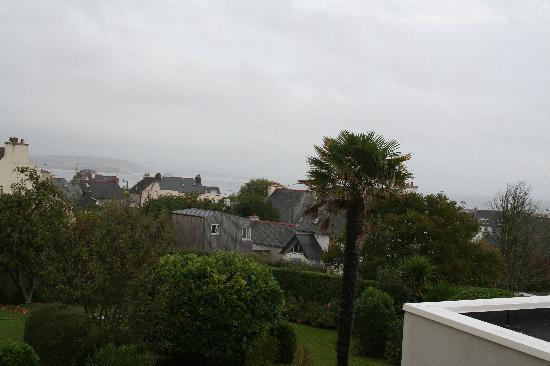 Hotel Julia : Blick aus dem Fenster