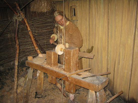 Jorvik Viking Centre : The Viking settlement