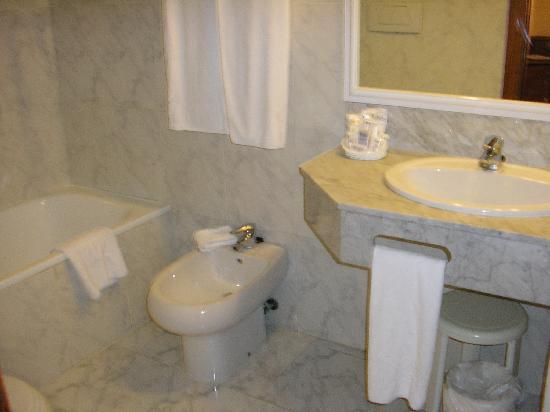 Spring Hotel Vulcano: wc