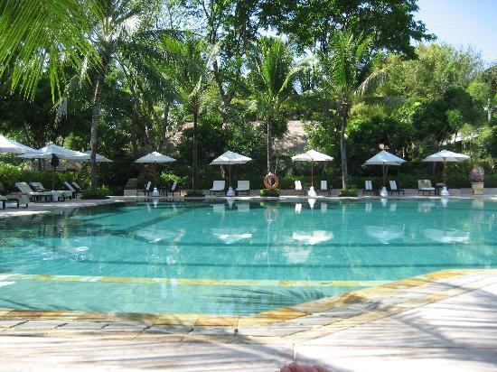 Peaceful Pool Level Villas Picture Of Melia Bali Nusa Dua Tripadvisor