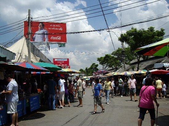 Chatuchak Weekend Market: Mo Chit Market