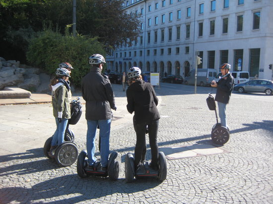 ‪City Segway Tours Munich‬