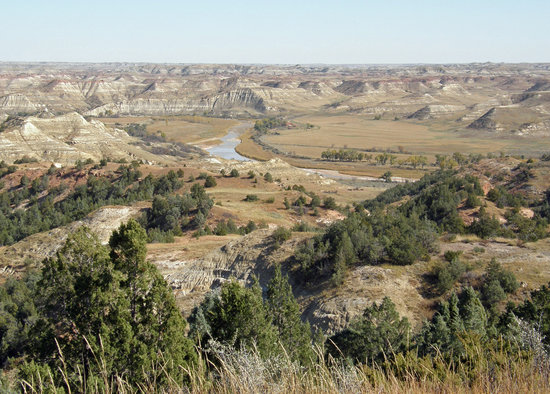 Theodore Roosevelt National Park, ND: beautiful...