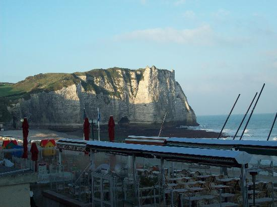 Hotel restaurant le corsaire etretat france reviews for Chambre avec vue film streaming
