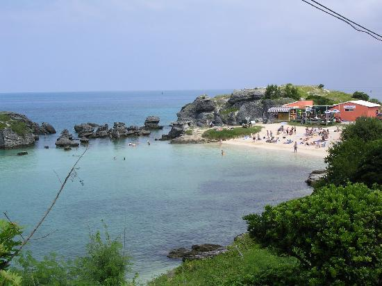 St. George, Bermudy: Tobacco Bay - Bermuda