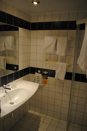 Quality Hotel Sarpsborg: Bathroom