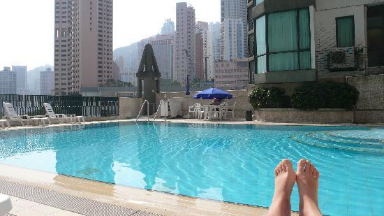 Cozy Comfy Picture Of Bishop Lei International House Hong Kong Tripadvisor
