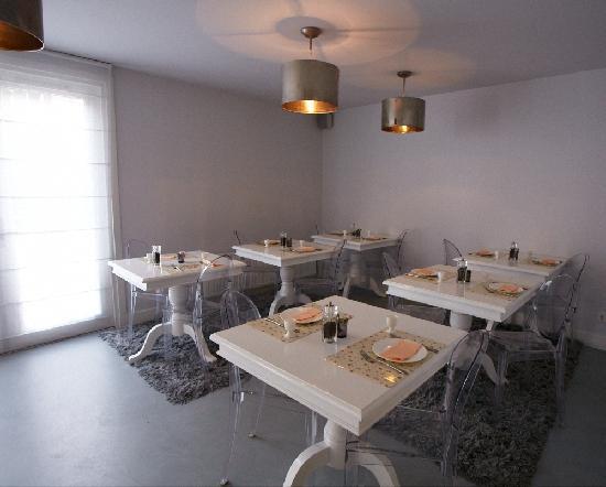 Stadsvilla Hotel Mozaic Den Haag : Breakfast room