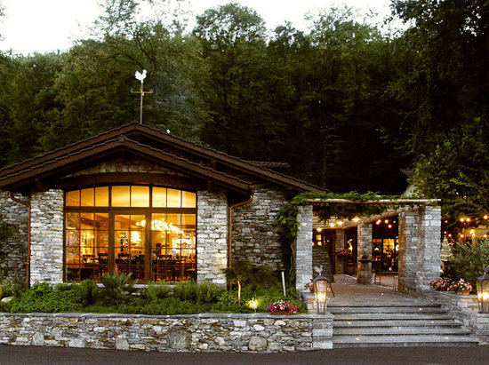 Losone, سويسرا: Benvenuti Grotto Broggini Via San Materno 18, 6616 Losone