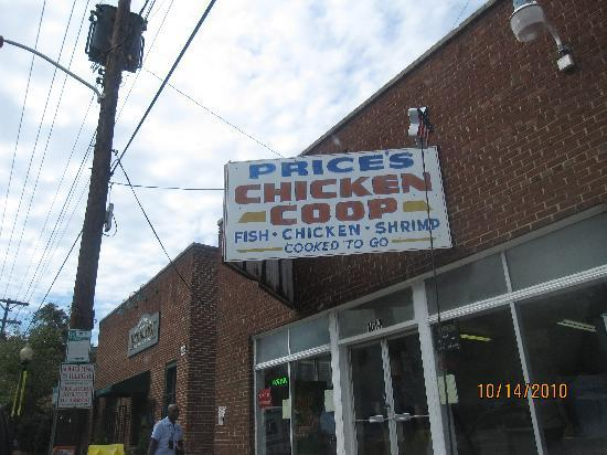 Price's Chicken Coop: Price's