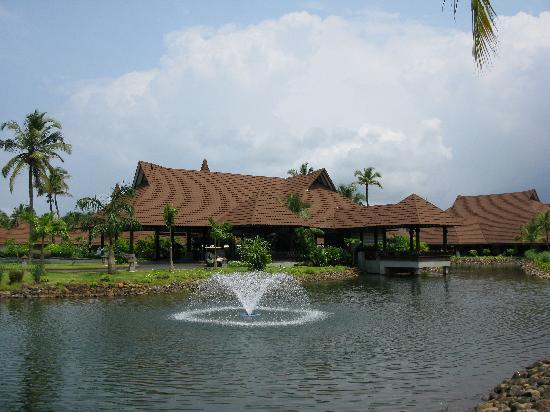 The Lalit Resort & Spa Bekal: Reception building