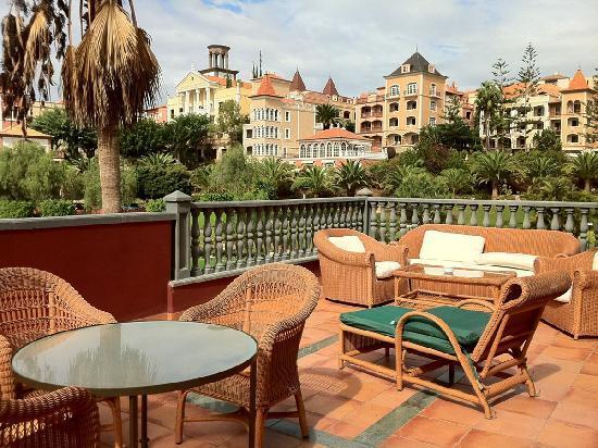 Dream Hotel Gran Tacande: Terrasse