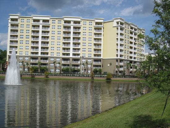 Vacation Village at Parkway: Building 17