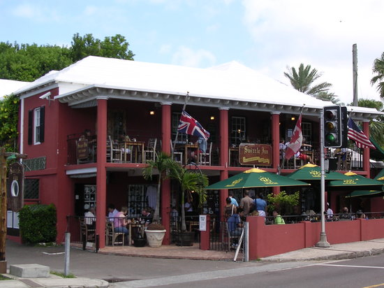 Hamilton Parish, Bermuda: Swizzle Inn - Bermuda