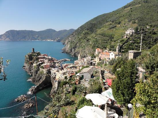 Walkabout Florence Tours : Vernazza