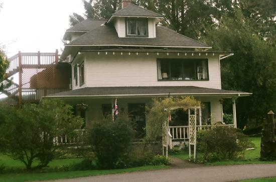 "Forks, WA: the ""Cullen"" house"