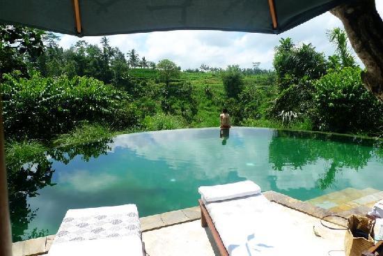 โรงแรมโคมาเนกา แอท ตังกายูดา: main pool