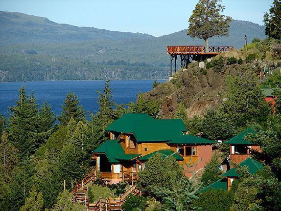 Apart Hotel Cabanas Balcon al Lago : Cabañas Mirador Balcon al Lago