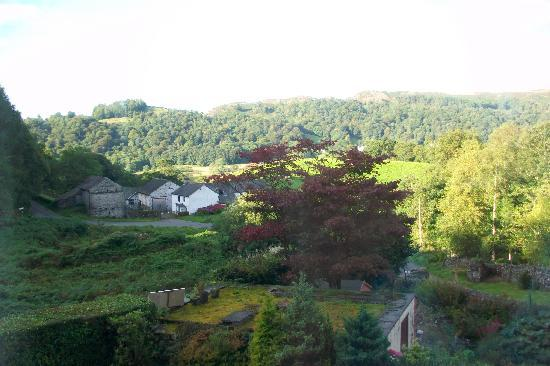 Woodland Crag Guest House: view from our room