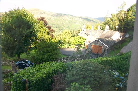 Woodland Crag Guest House: room view 2