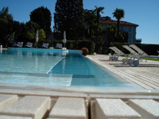 Bella Riva Hotel: der Pool