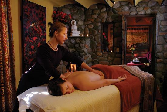 Inn of the Five Graces: Five Graces Spa