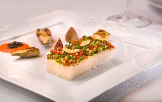 Syzygy Restaurant : Syzygy Sea Bass