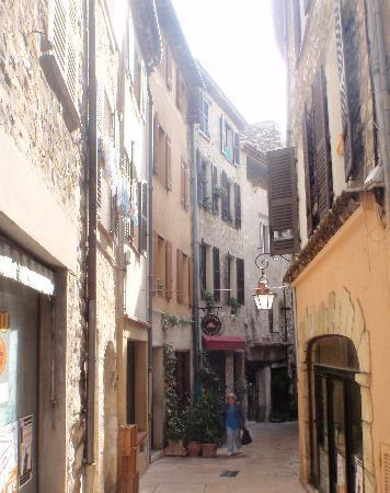 Vence, France : Old town