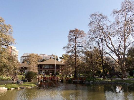 Foto de restaurant jardin japones buenos aires frente for Resto jardin