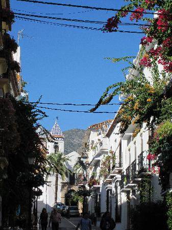 La Villa Marbella: Beautiful Marbella Old Town