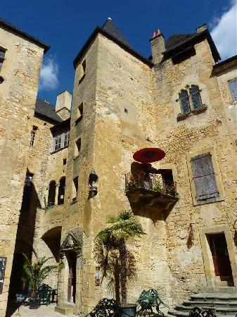 Sarlat-la-Caneda, France: Some back corner