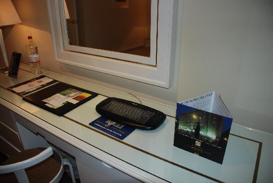 Hotel Granada Center: VISTA HABITACION 4