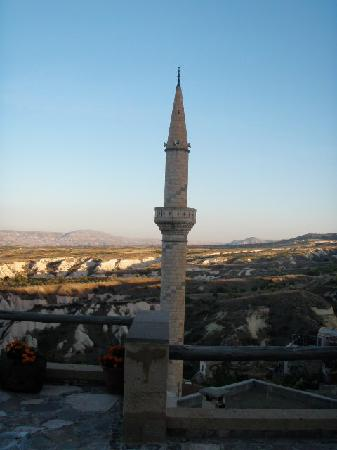 Argos in Cappadocia: view from room