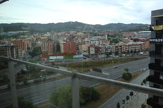 Badalona, Spanien: view from room