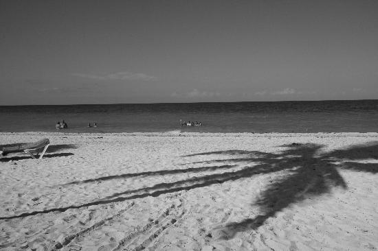 Sol Cayo Coco: Cayo Coco beach