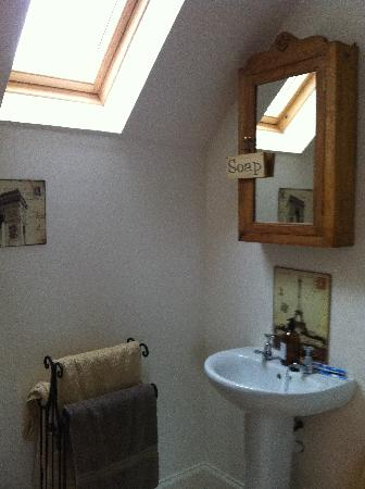 Bealach Uige B&B: salle de bain