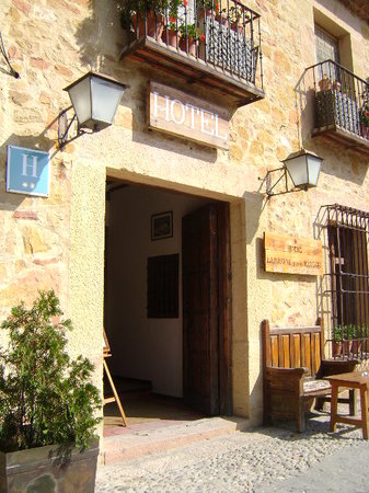 Pedraza, إسبانيا: Restaurante La Posada de Don Mariano, Pedraza, Segovia