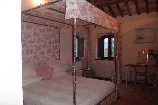 Treia, Italia: bedroom