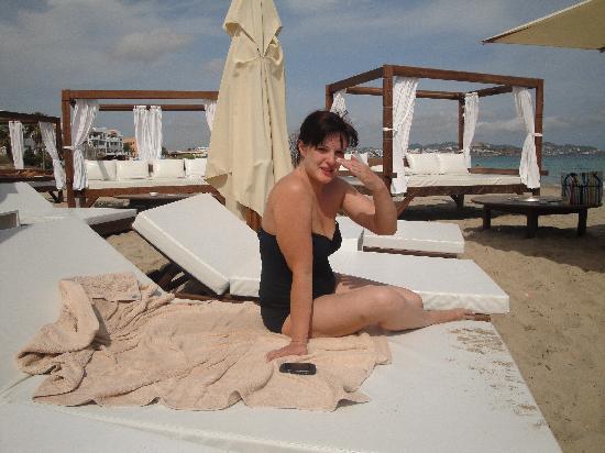Migjorn Ibiza Suites & Spa: sunbathe in style