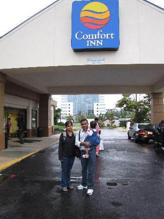 Comfort Inn: TOTALLY ITS GOOD