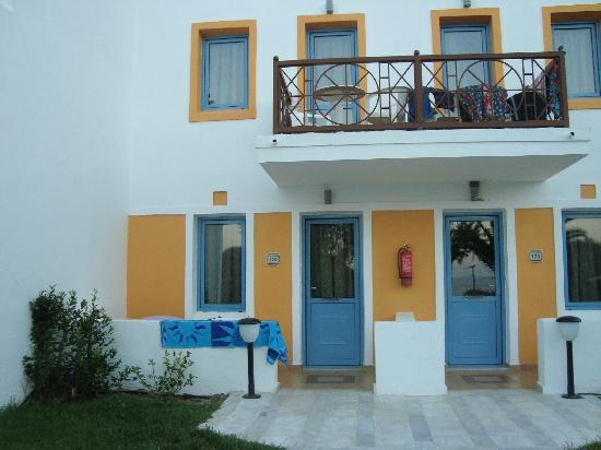 Lagas Aegean Village: Camere