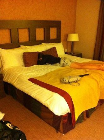 Clandeboye Lodge Hotel: Massive Comfy Bed