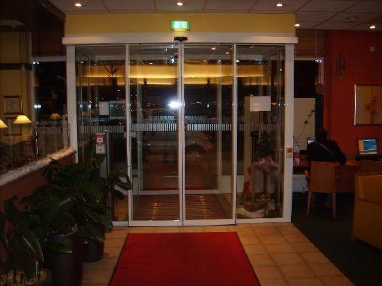 Ibis Berlin City Potsdamer Platz: Entrata Hotel