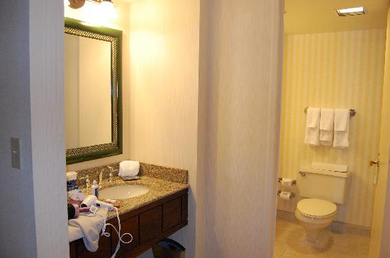 Hilton Orlando Lake Buena Vista - Disney Springs™ Area: baño