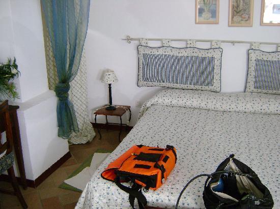 Le Camerine di Silvia: Bedroom