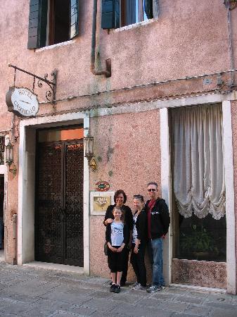 Hotel Campiello : Entrance to Campiello